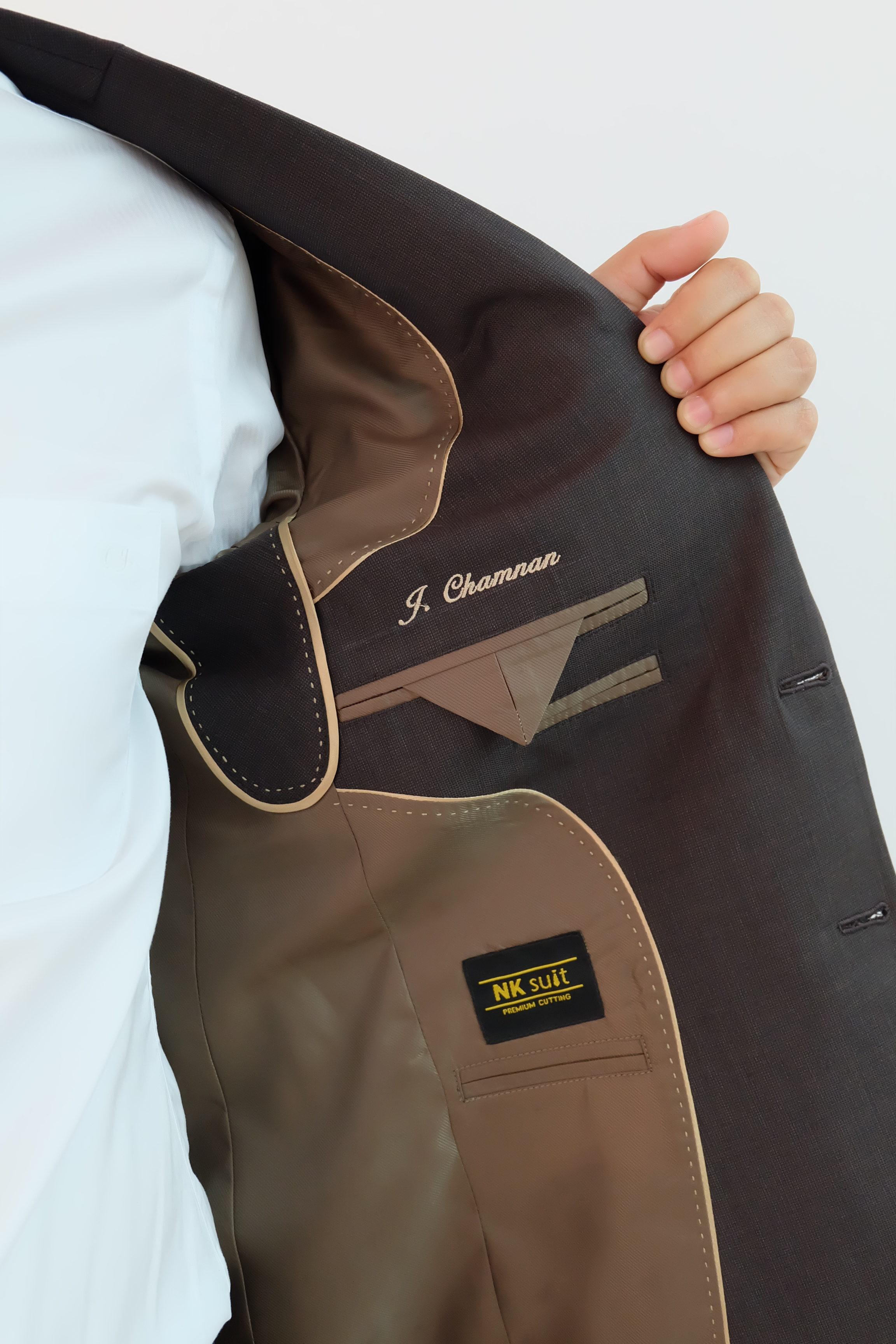 Display Premium Cutting Suit