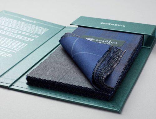 DORMEUIL ผ้าตัดสูทคุณภาพสูง จากประเทศอังกฤษ